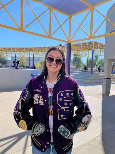 IV HIGH: Letterman jackets tell students' stories