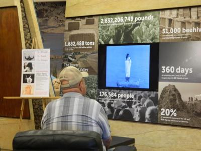 Land of Extremes: National exhibit inspires local stories