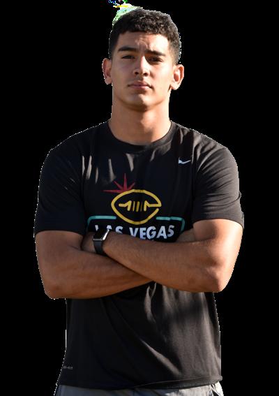Athlete of the Week: Jose Devoux