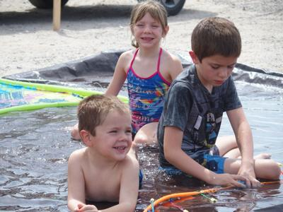 Museum and town join up to help kids cool off