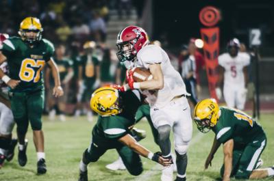 Classic rivalry turns into blowout win for Tigers