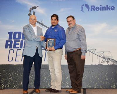 Rain for Rent awarded for sales