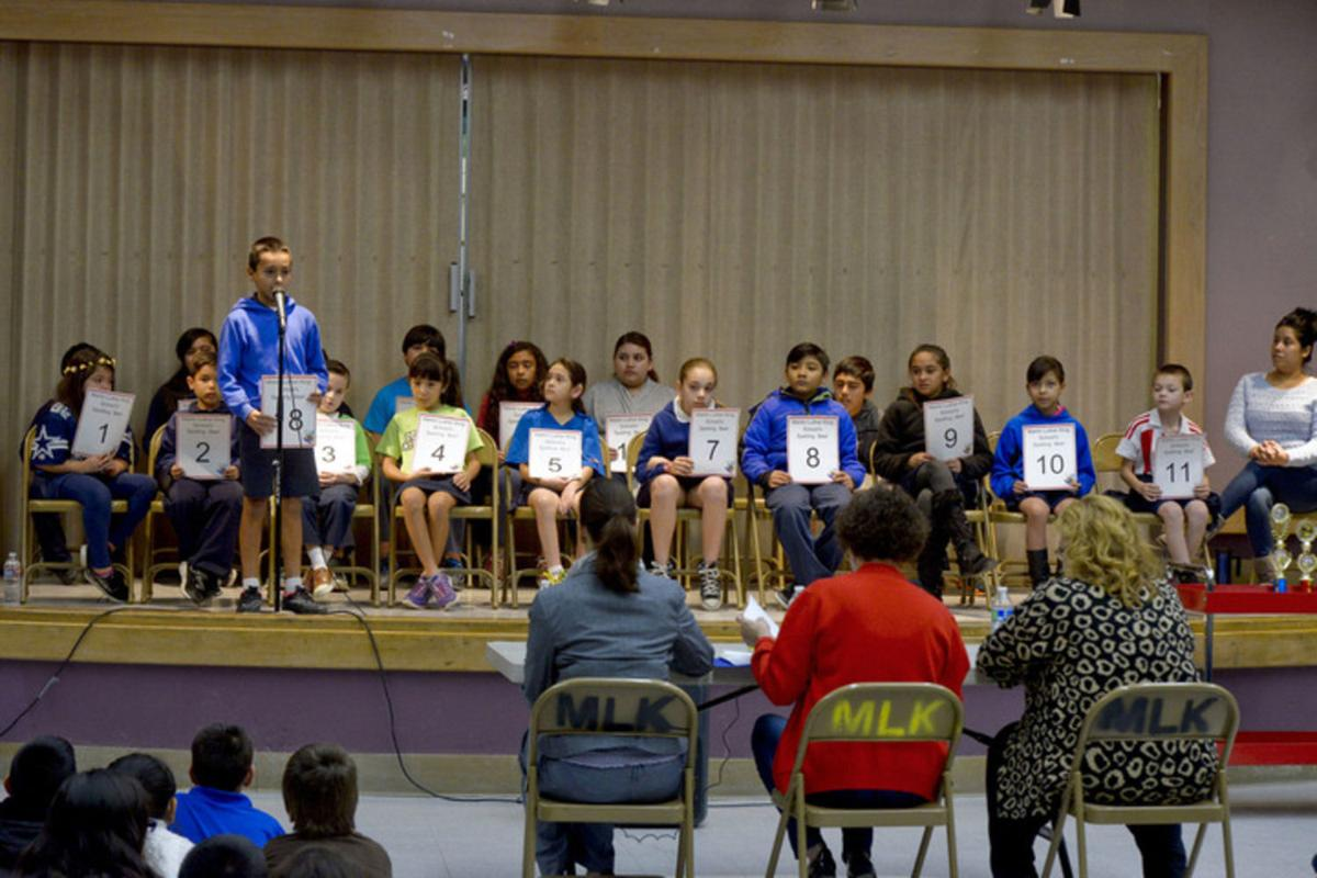 Imperial Valley Schools begin selecting champions for regional spelling bee in March