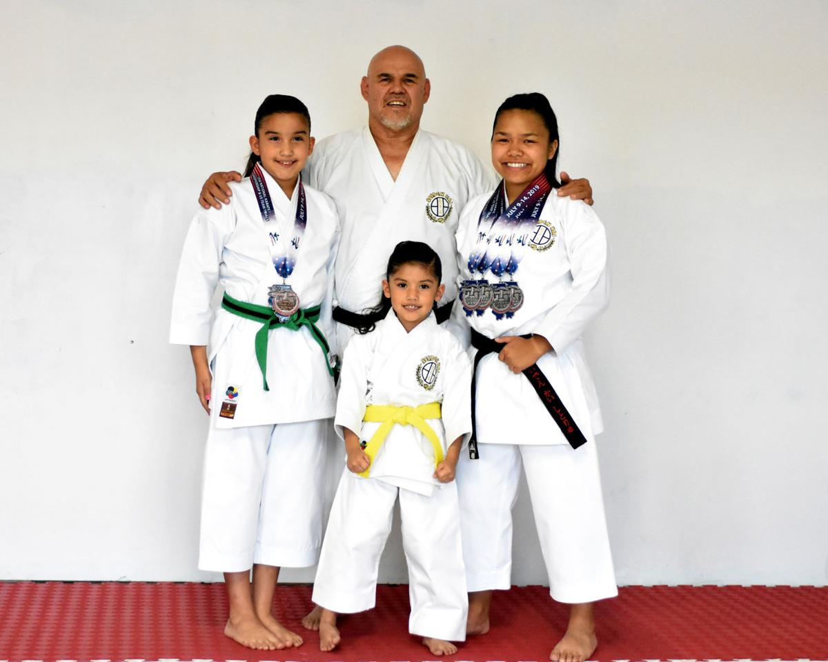 Seiden Kai students collect more hardware at USA Karate Nationals