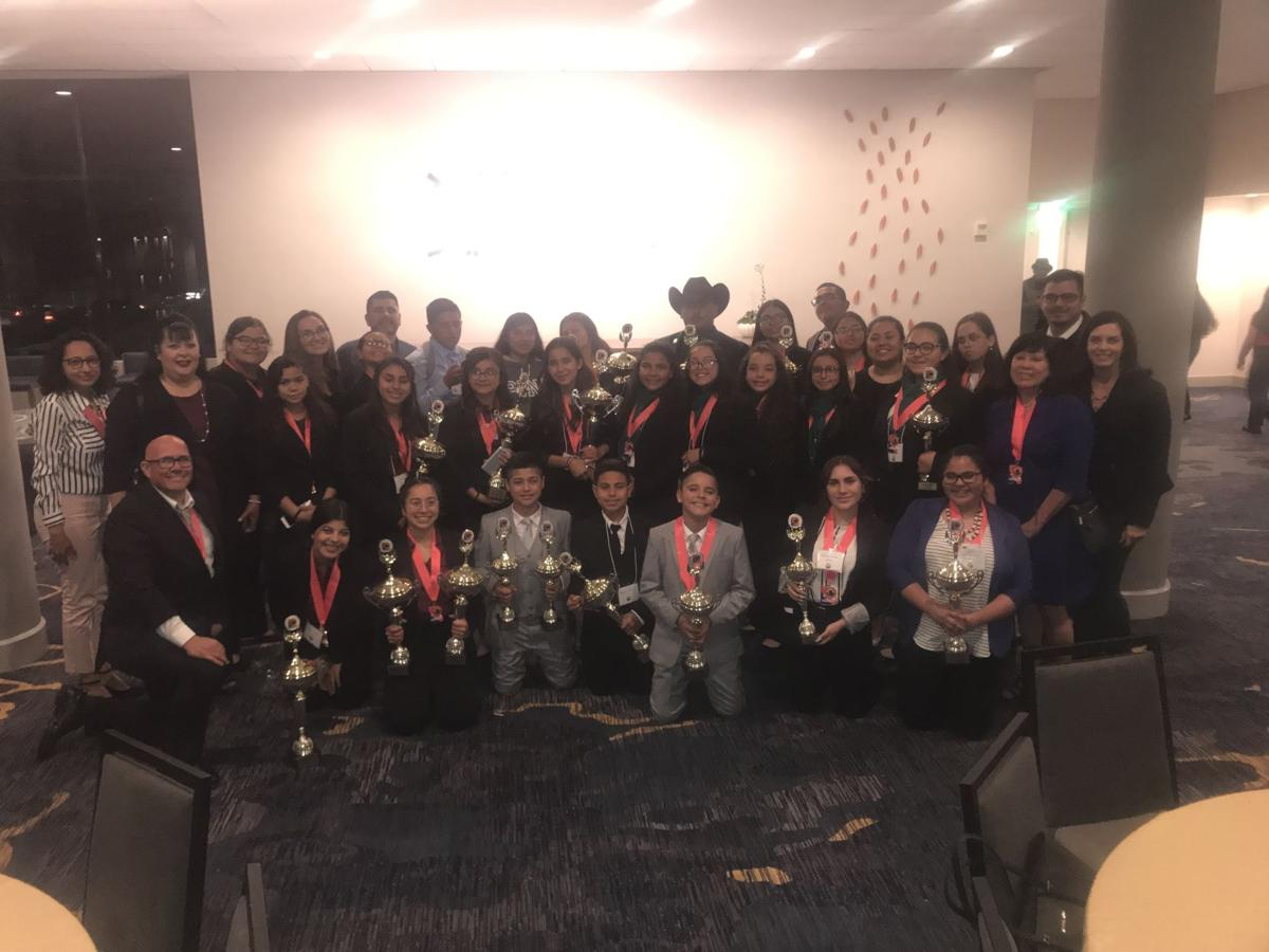 Local migrant students score several wins in state competition