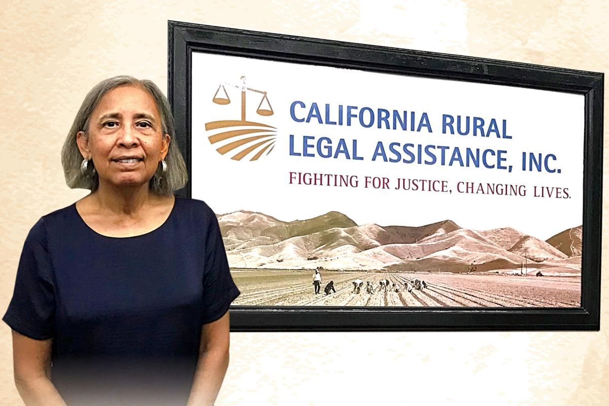 Lupe Quintero has been in the trenches for farm workers more than 50 years