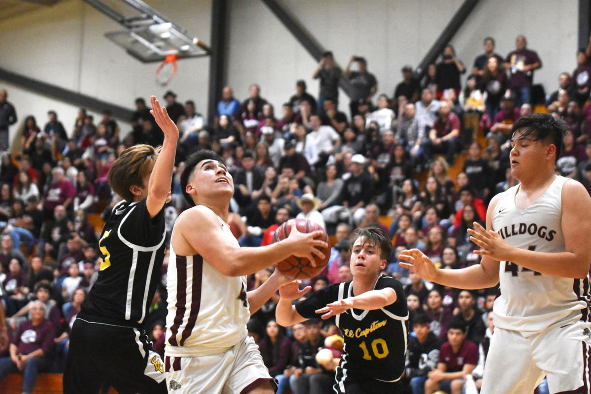 Bulldogs win first-ever CIF basketball title