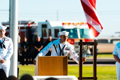 NAF El Centro honors fallen sailors of 9/11