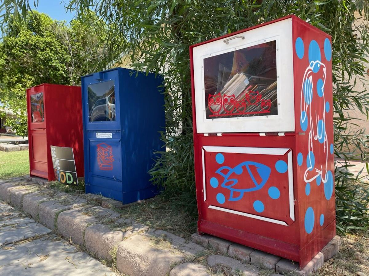VALLEY BRIEFS: New little library opens for community