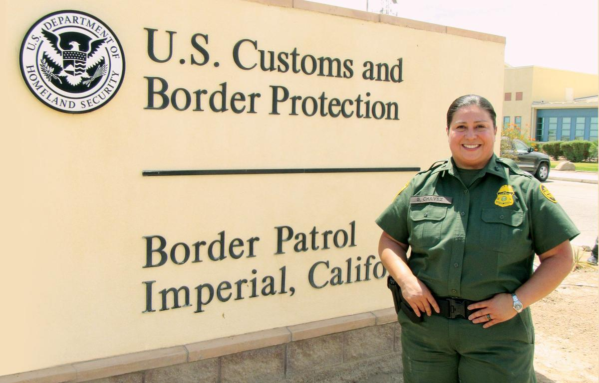 New border sector Chief Gloria Chavez rises to the challenge