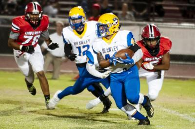 Game of the Week: Brawley vs. Imperial kicks off IVL play with a bang