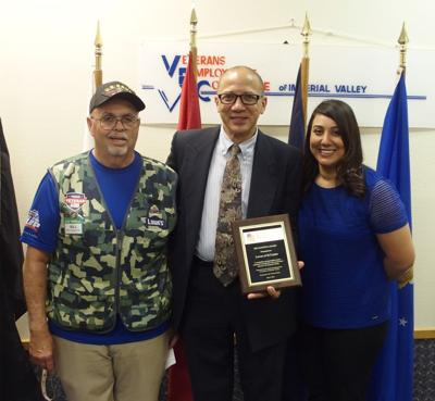 Lowe's recognized as veterans employer