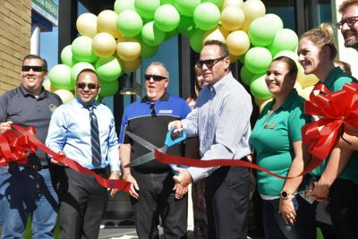 Panera Bread Company celebrates grand opening