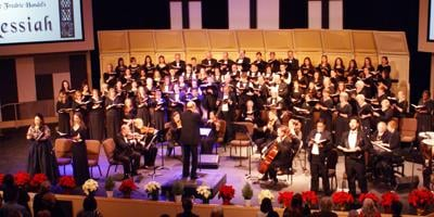 IV Chorale's Lang comes full circle with 'Messiah'