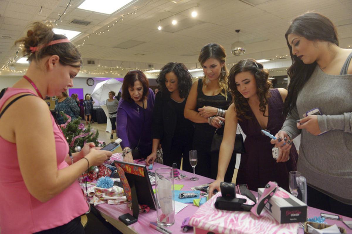 Air Show Gala Fashion Show and Ladies Night raises funds for annual air show