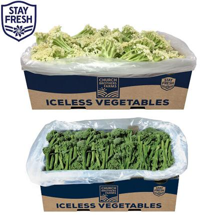 Church Brothers introduces two vegetable varieties
