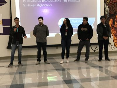 IV HIGH: International Baccalaureate program myths revealed