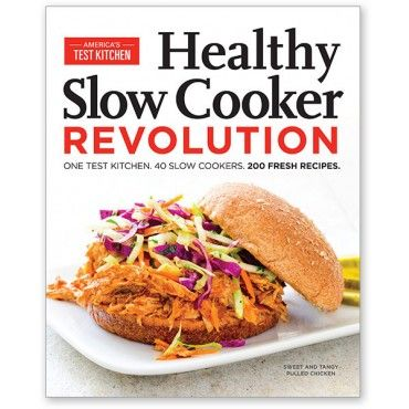 Cookbook review: 'Healthy Slow Cooker Revolution' is great resource for busy people