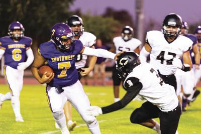 Eagles put first-half hurting on Kofa, stroll to 49-24 win