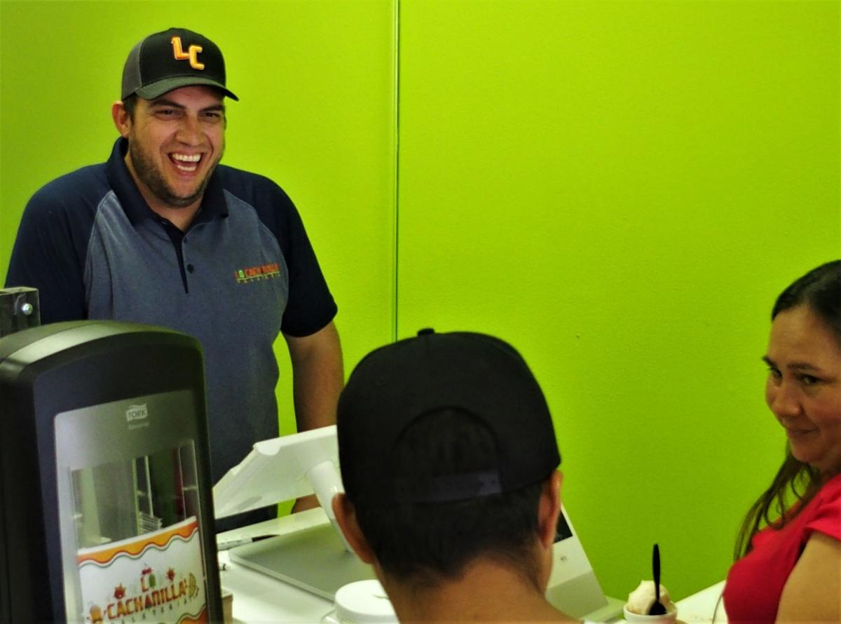 New Ice Cream Shop Serves Up A Popular Mexican Treat Featured