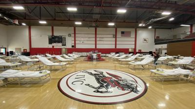 Alternative care site reopens at Imperial Valley College