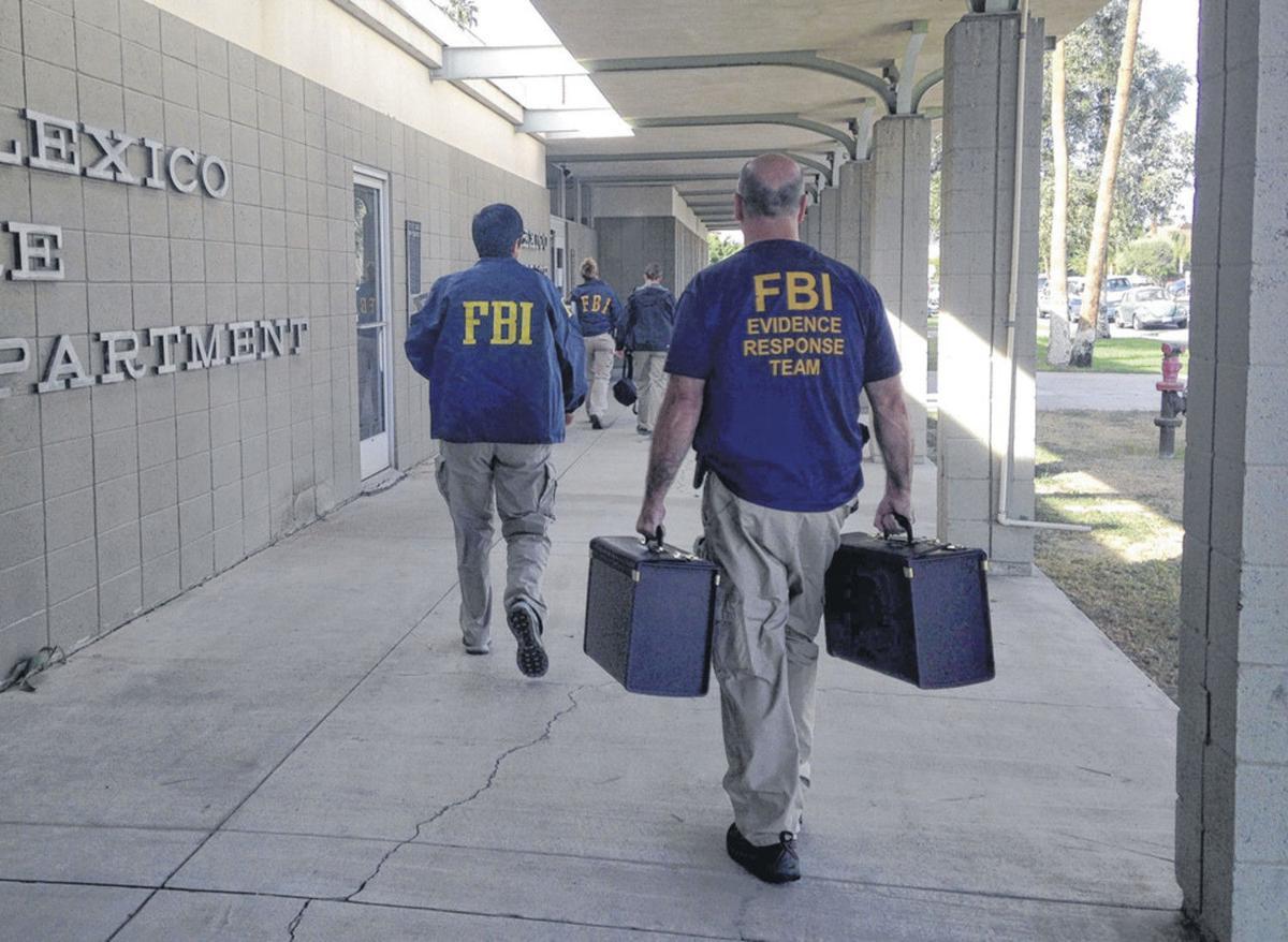 FBI raids Calexico police station, seizes 'potential evidence'