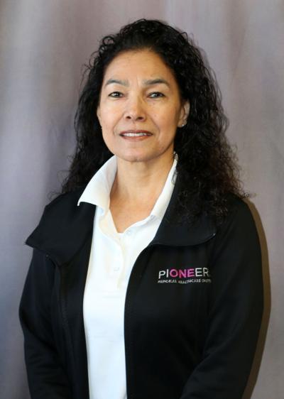 Hosegaba named PMHD Employee of the Month