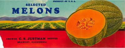 Melons have a rich (and tasty) history in Imperial County