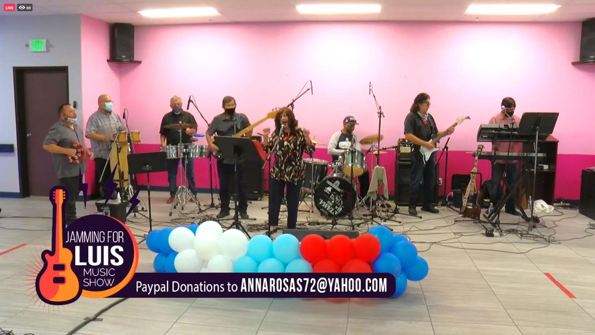 Online concert helps family of COVID victim