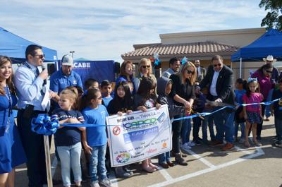 McCabe School gets paved parking lot