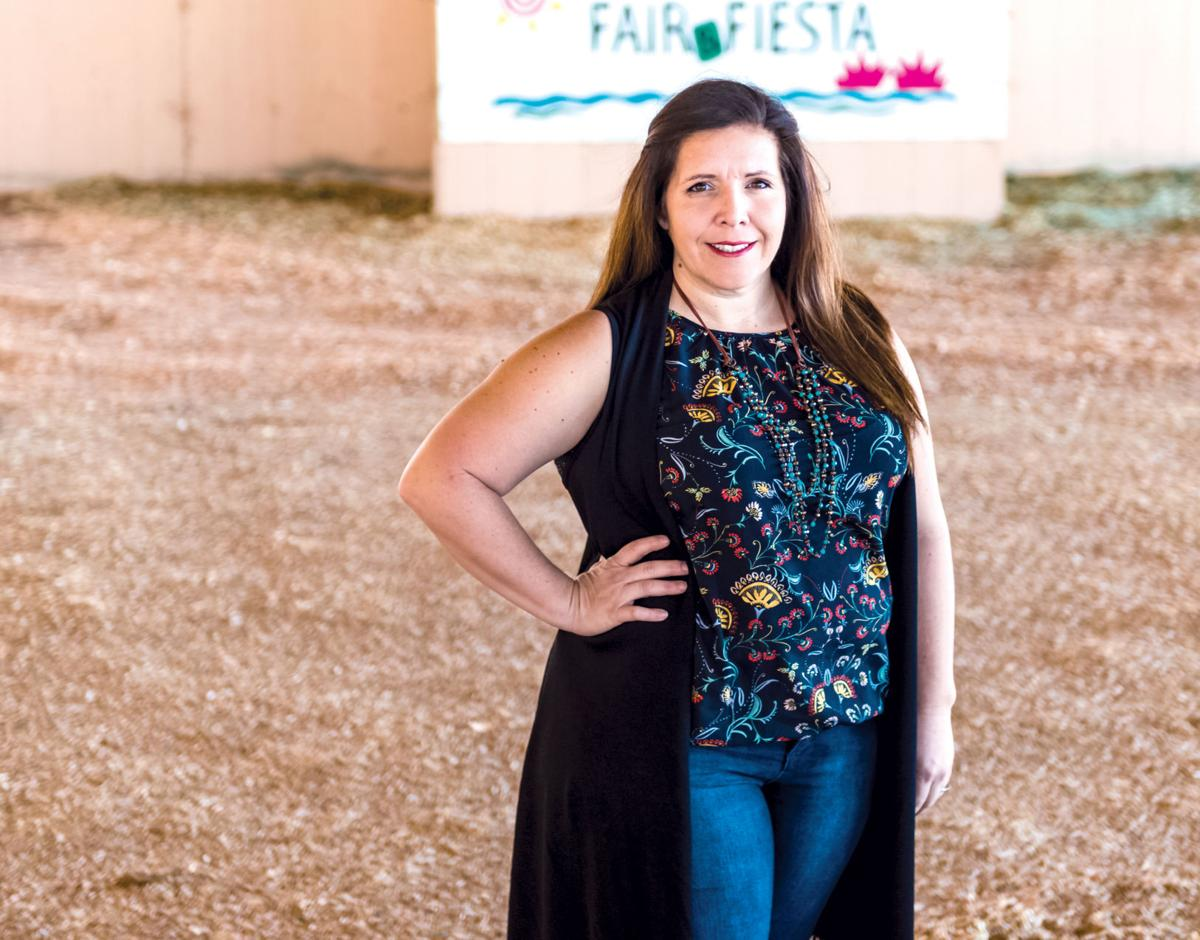 Shanna Abatti is living her dream a coordinator of county's 4-H program