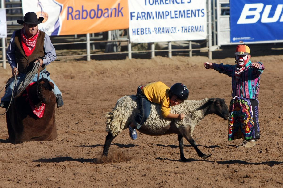 Events meant to celebrate the importance of family to rodeo