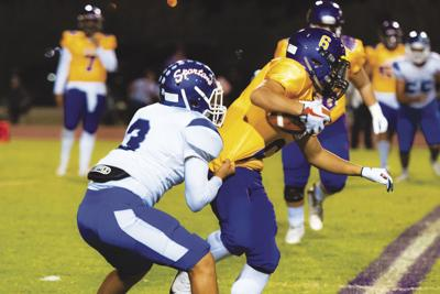 Spartans ground Eagles to claim City Championship