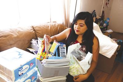 Brawley woman buys school supplies for local teachers