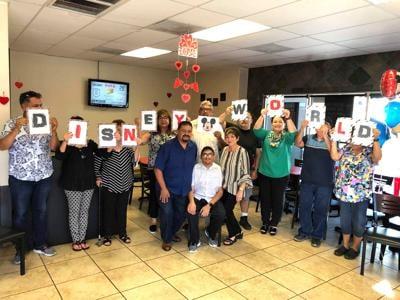 Ailing El Centro teen has Disney World wish granted