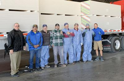 Gypsum plant recognized as Top Workplace