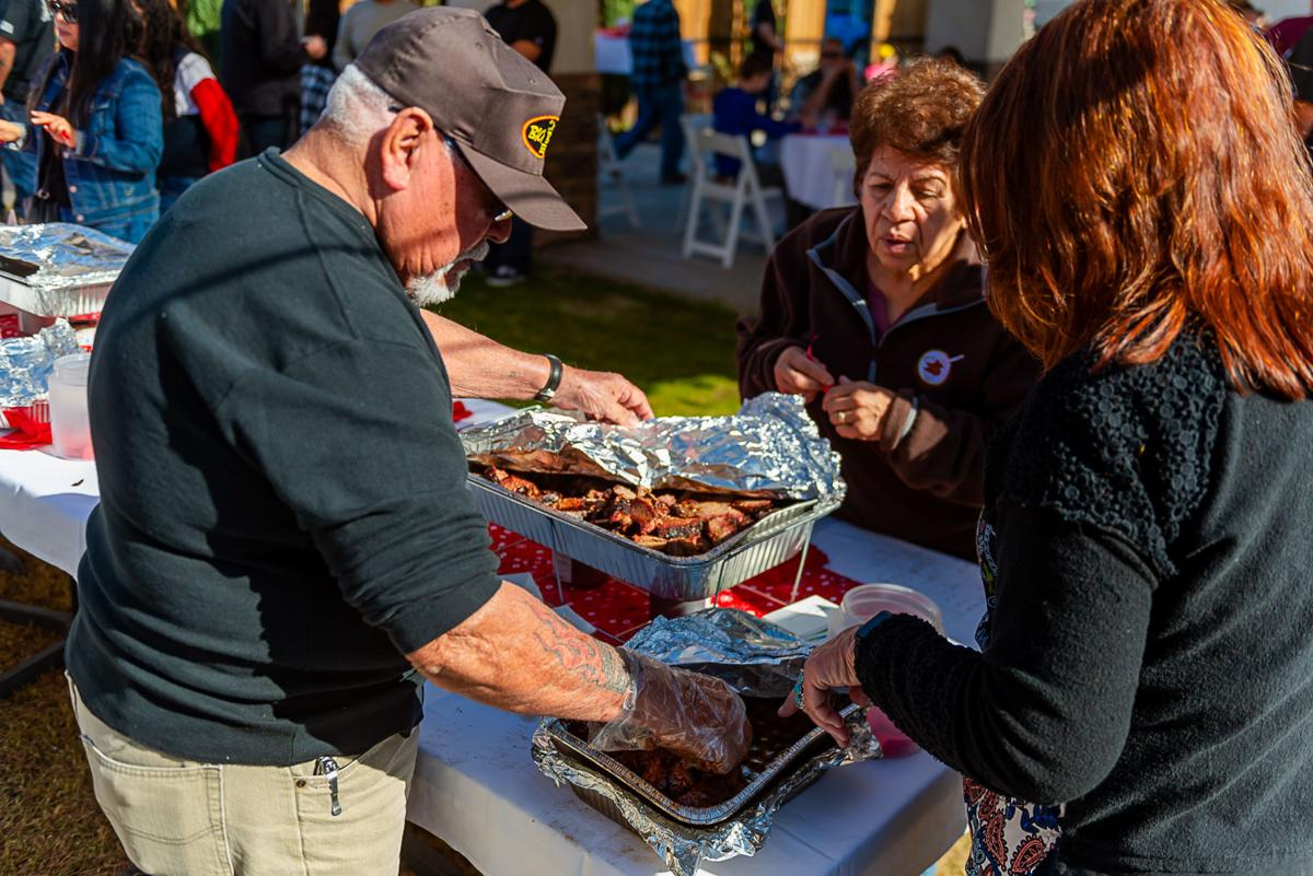 First-time team wins first Brisket Cook-Off