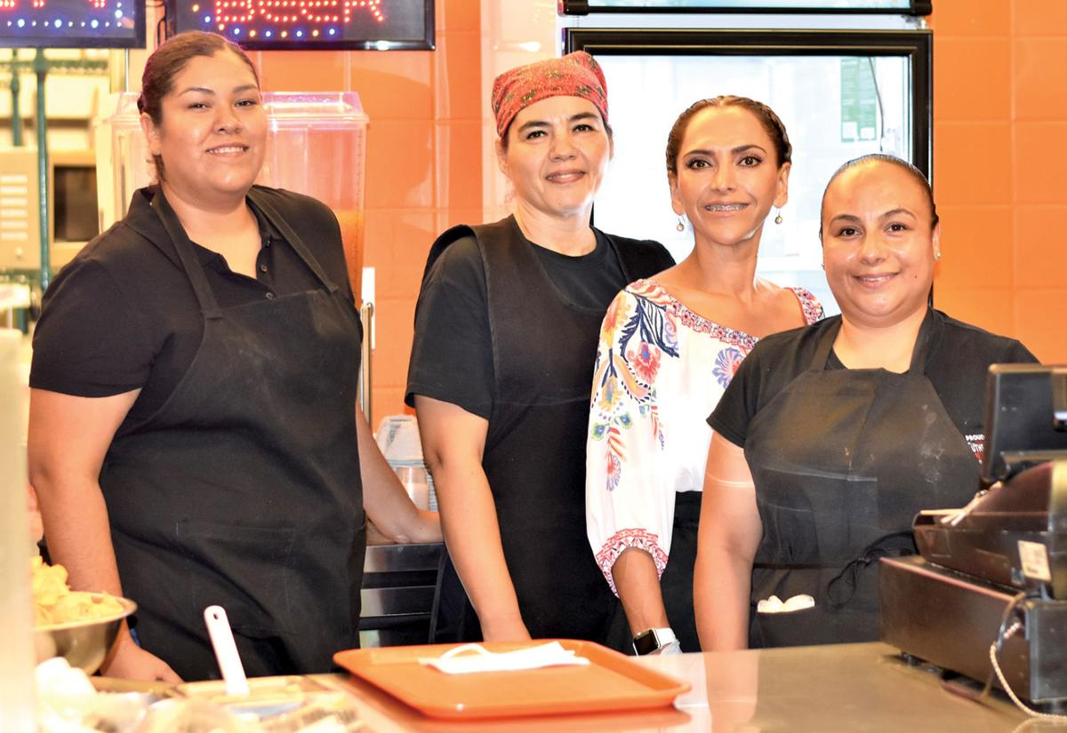 Restaurateur Norma Munoz uses food to encourage health and well-being