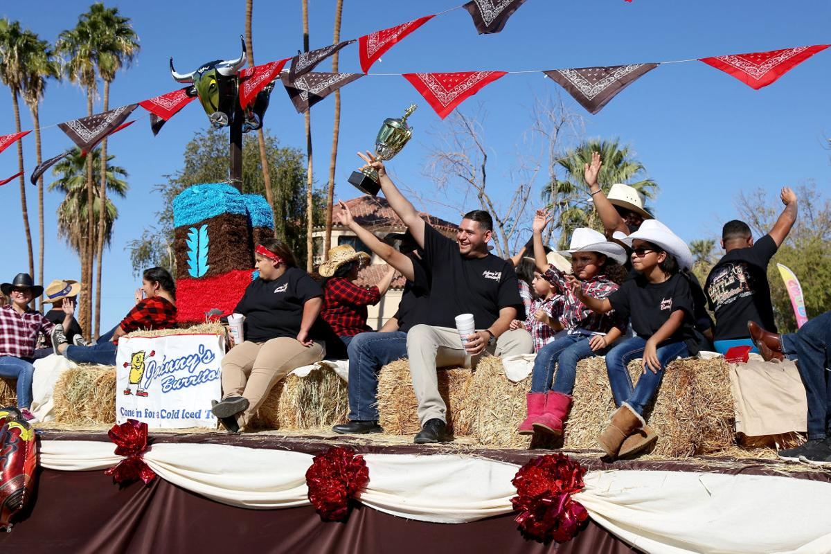CATTLE CALL PARADE: Bigger event draws big crowd like always