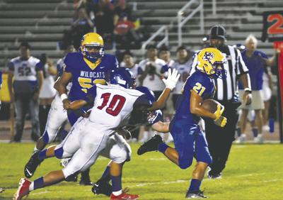 Second-half 'Cats overcome middling start to paste Indio, 43-7