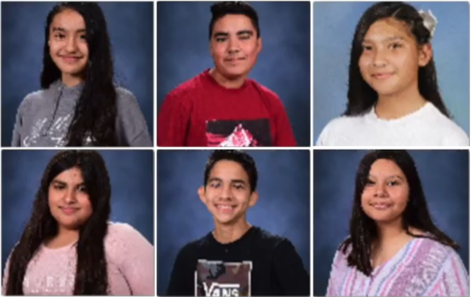 District highlights its top students