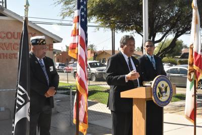Vargas announces bill to help veterans organizations
