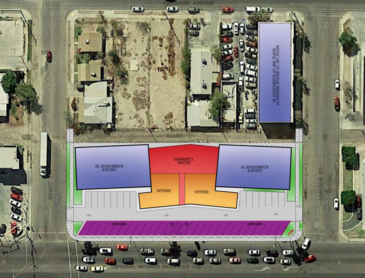 Non-profit eyes hotel project in Calexico