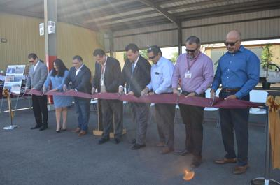 Paved Calexico parking lots help reduce dust