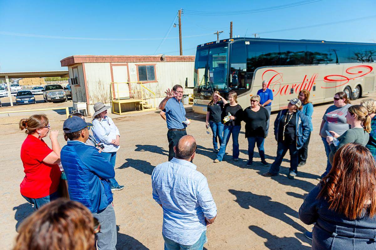 Educators learn about Valley's ag scene for their own teachings