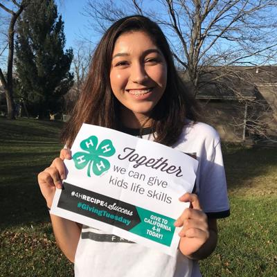 YOUTH: Calipatria grad earns state's highest 4-H honor