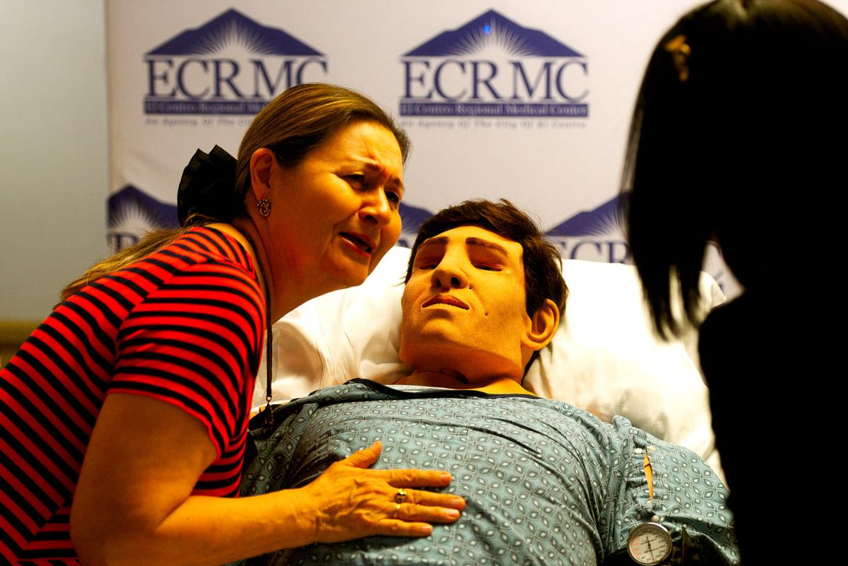 ECRMC's new simulation lab provides realistic training for staff