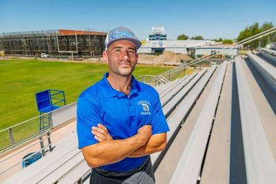 Former Calipatria AD Wise ready for bigger challenges at Central