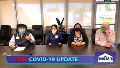 ECRMC reports no post-holiday COVID surge