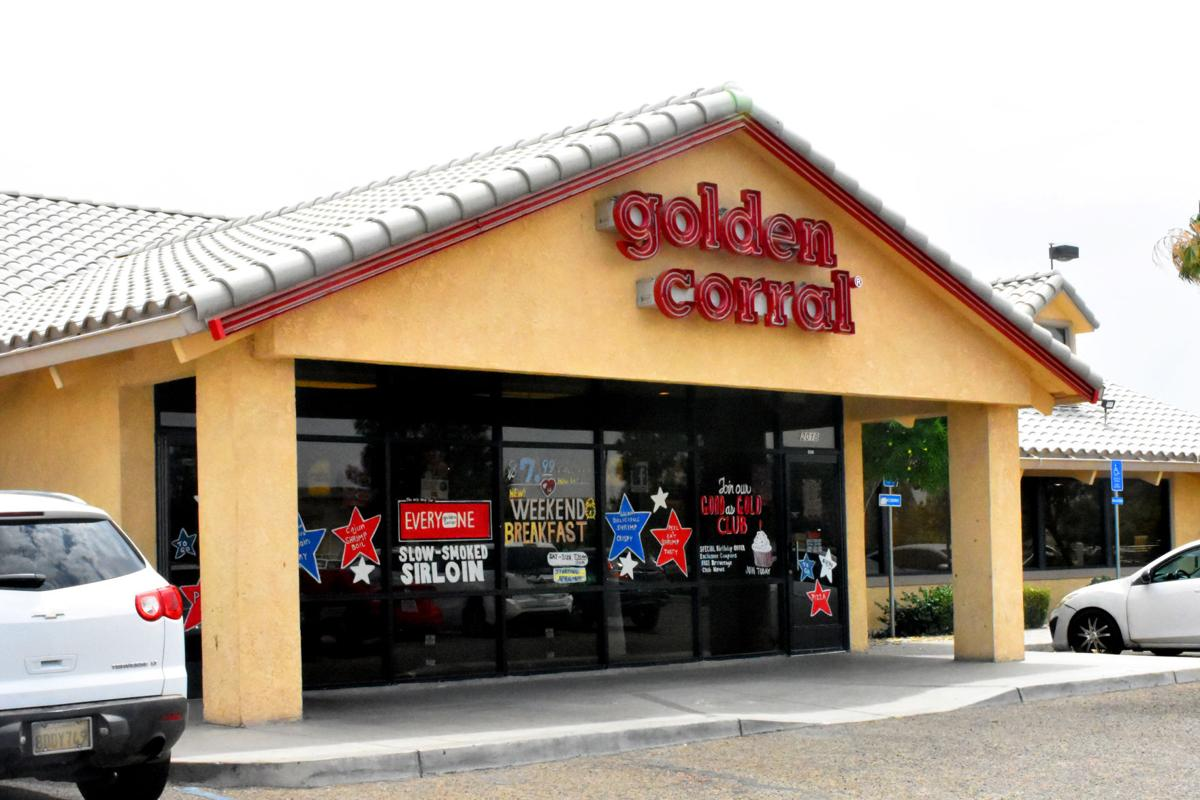Golden Corral closes doors after 20 years